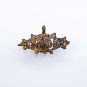 amuleto di protezione ashanti