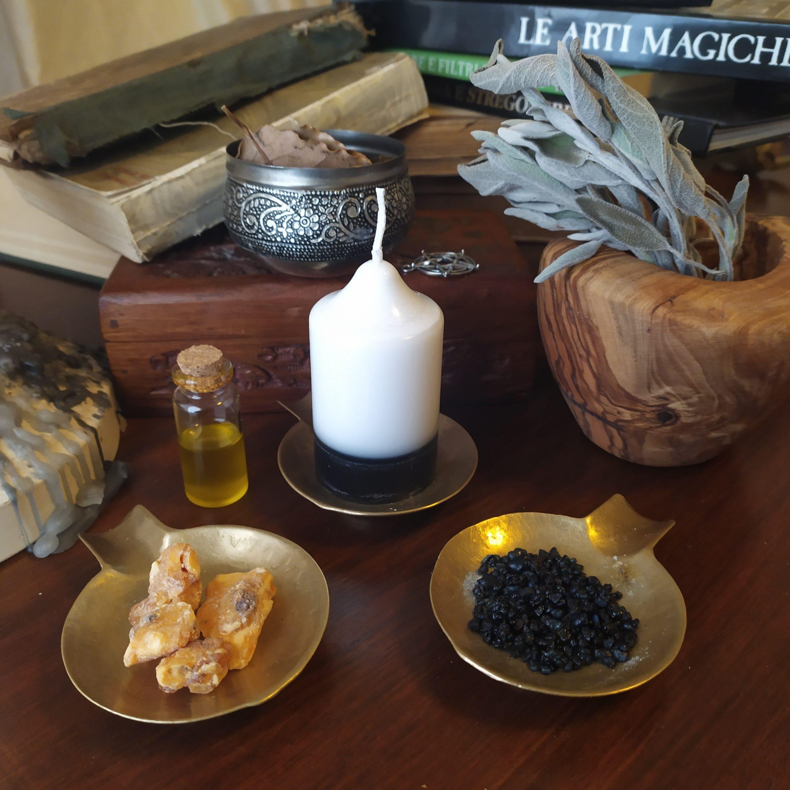 rituale contro il malocchio
